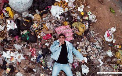 Makhluk Hidup Penghasil Sampah